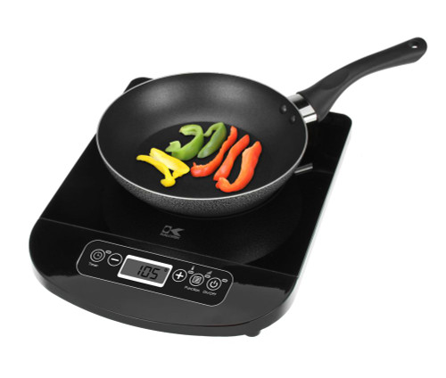 Blue Induction Cooking Plate