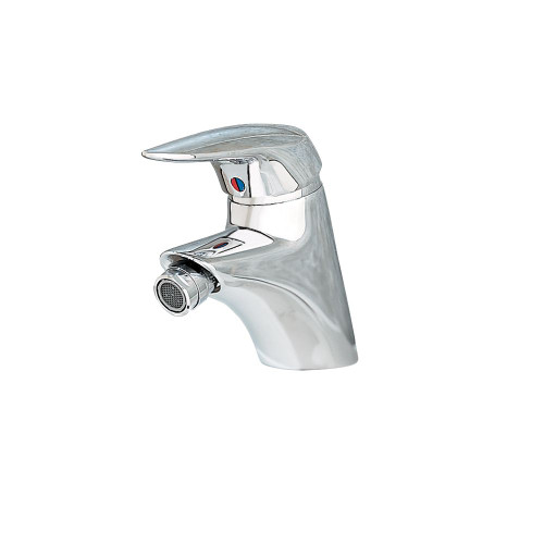 Ceramix 1-Handle Bidet Faucet in Polished Chrome
