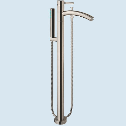 Taron Tub Filler Brushed Nickel