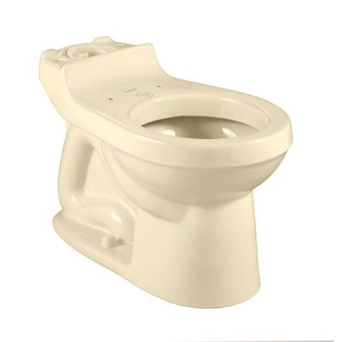 Champion 4 Round Front Toilet Bowl Only Less Seat in Bone