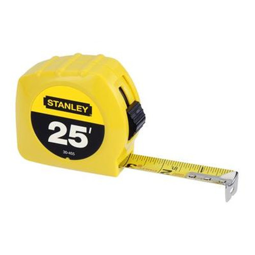 25 Foot Stanley Brand Tape