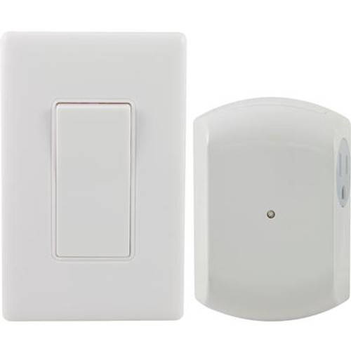 Defiant Wireless Remote Wall Switch Light Control