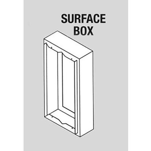 Surface Mount Box - White