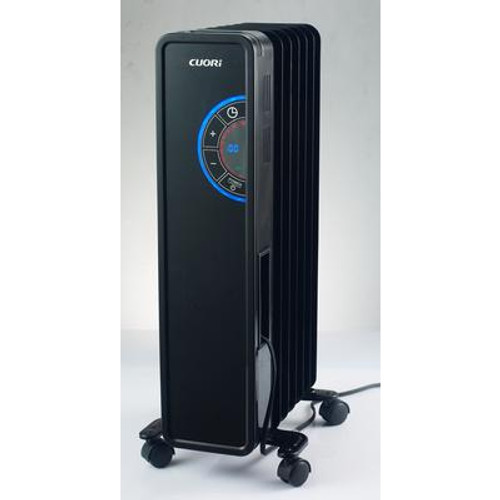1500W portable oil filled radiator heater
