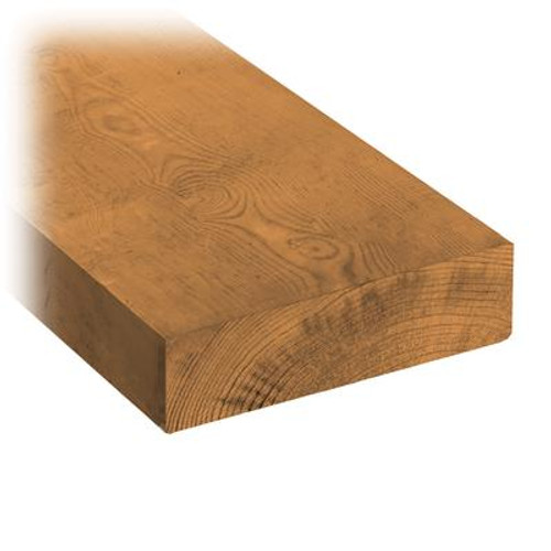 2 x 6 x 10' Treated Wood