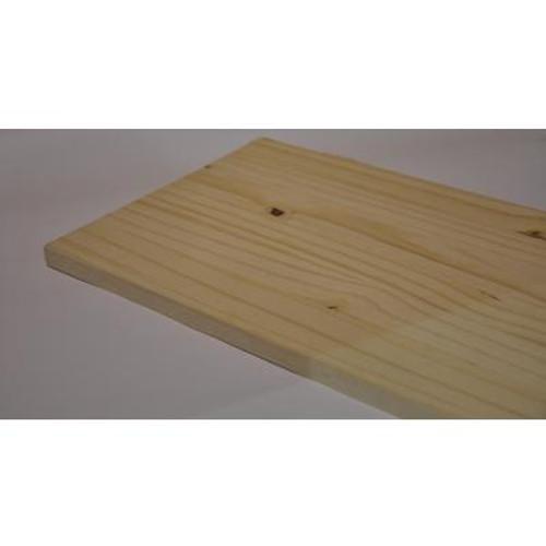 12 x 96 Inch. Laminated Whitewood Panel