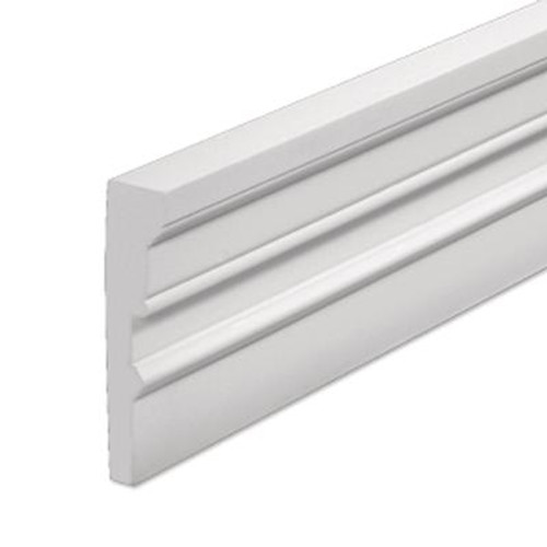 1-3/4 Inch x 7 Inch x 96 Inch Primed Polyurethane Window and Door Casing