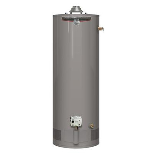 Rheem Performance Platinum 60 Gallon Gas Water Heater with 12 Year Warranty