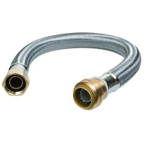 18 in. Water Heater Connector - 3/4 in.