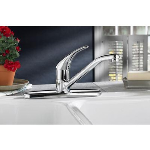 Builders Series Single Control Kitchen Faucet