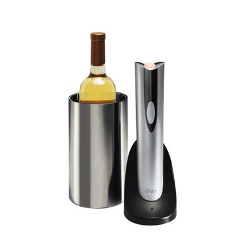 Rechargeable Wine Opener with Chiller