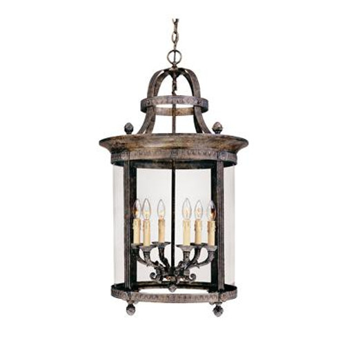 French Country Hanging Lantern