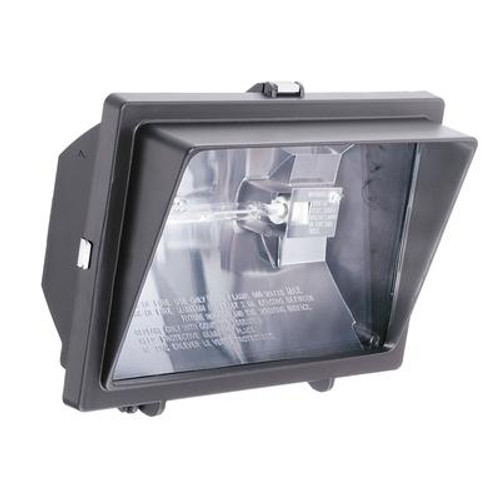 Floodlight With Visor