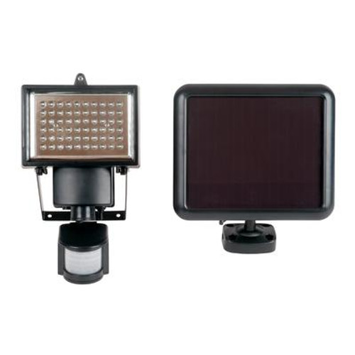 Solar Motion Activated Security Light