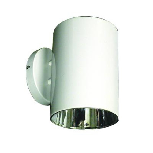 1 Light Outdoor Wall Sconce Black Finish