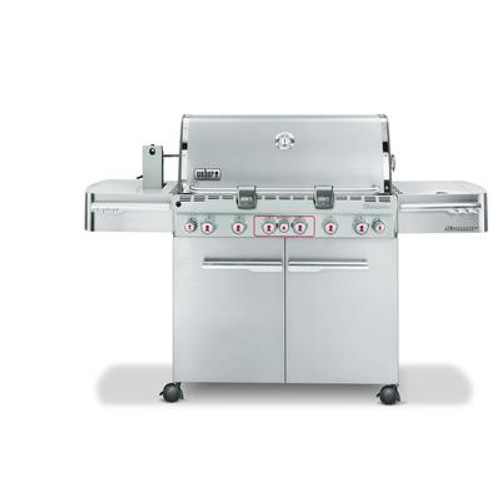Summit S-670 Natural Gas Barbecue