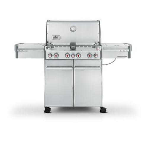 Summit S-470 Gas Grill Natural Gas Barbecue