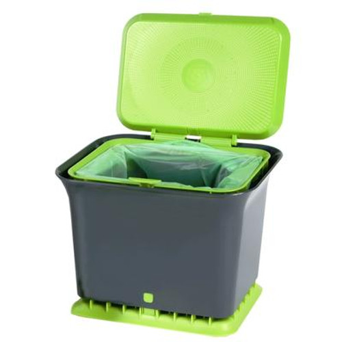 FC Composter 11.25x8x9 Inch Greenslate