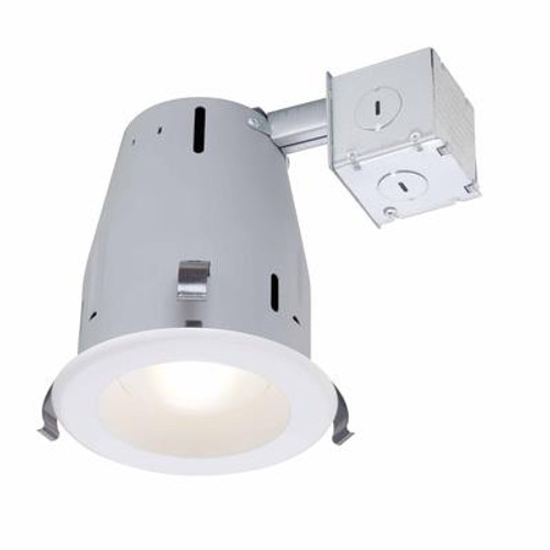White IC  Recessed  LED Kit - 4 Inch