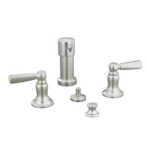 Bancroft Bidet Faucet In Vibrant Brushed Nickel