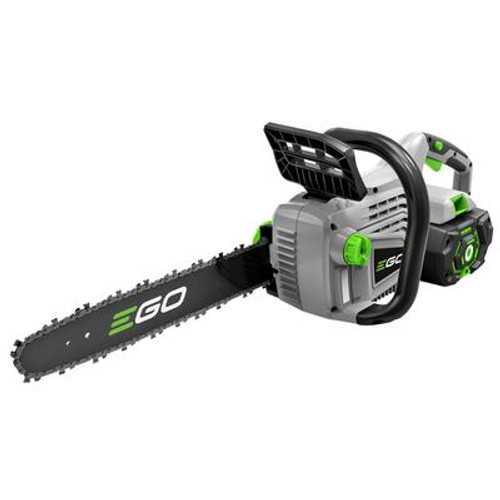 14 Inch 56-Volt Electric Cordless Chainsaw