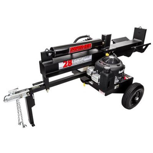 10.5 HP Swisher 28 Ton Log Splitter