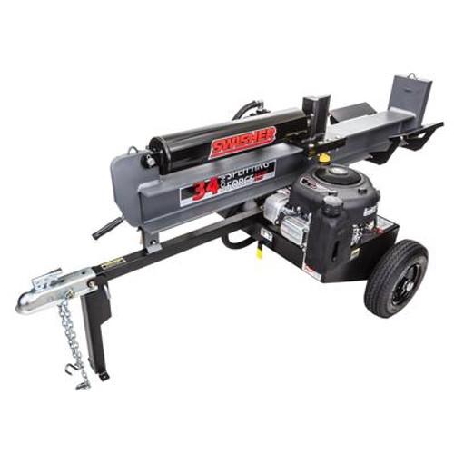 11.5 HP Swisher 34 Ton Log Splitter