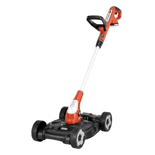12 Inch 20V Max Cordless 3 in1 Mower Trimmer and Edger