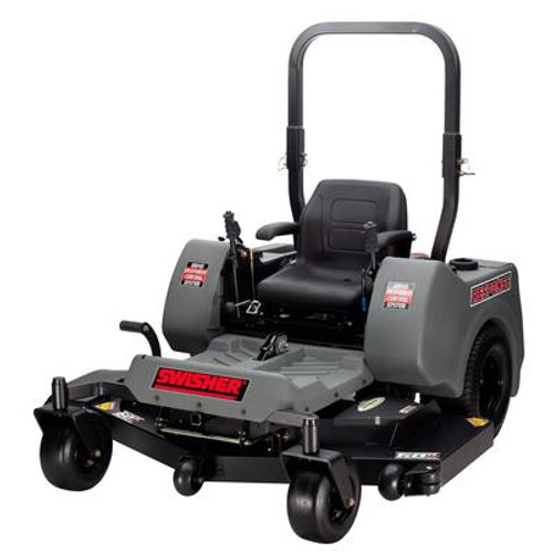 24 HP Swisher Zero Turn Mower With 60 Inch.  Cutting Deck