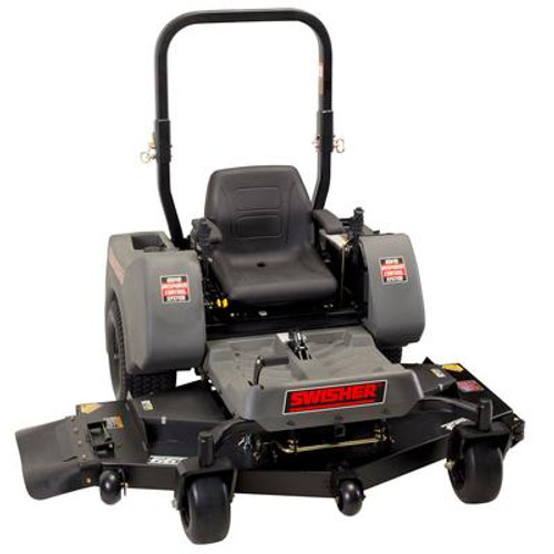 27 HP Swisher Zero Turn Mower With 66 Inch.  Cutting Deck