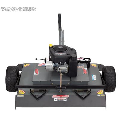11.5 HP Swisher Tow Behind Grass Mower With 44 Inch. Cutting Deck