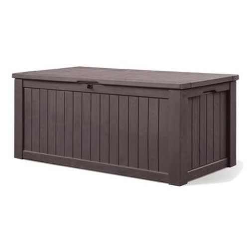 Jardin Wood Look Deck Box -(20.05 Cu.Ft.)