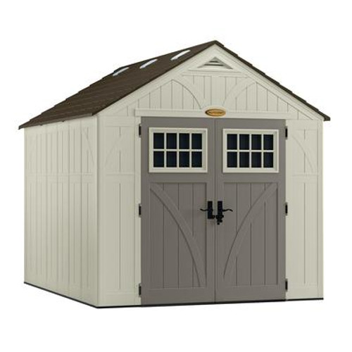 8 Feet x 10 Feet Tremont Shed