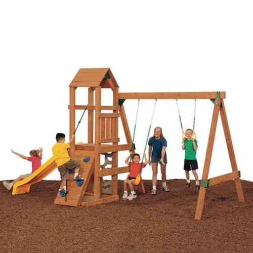 All Star Build It Yourself Bronze Play Set