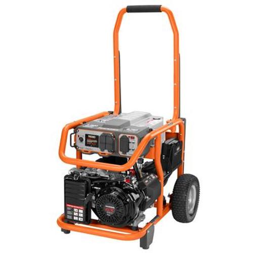 RIDGID 7000 Watt Portable Generator