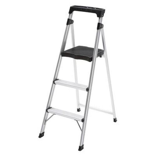 3-Step UltraLight Aluminum Step Stool