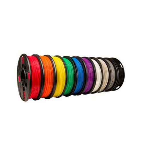 True Color Small Pla Filament 10 Pack