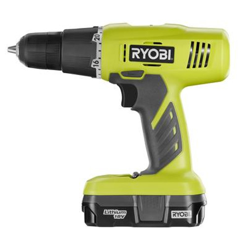 ONE+ 3/8 Inch Lithium-Ion Drill/Driver Kit