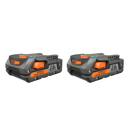 18v 2 Pack Lithium-Ion Batteries