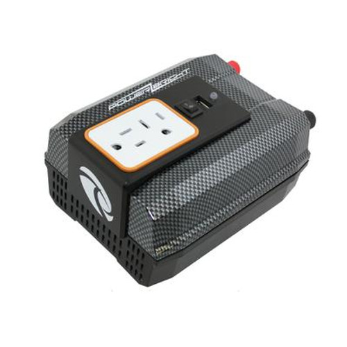 12V DC to AC 400 Watt Power Inverter