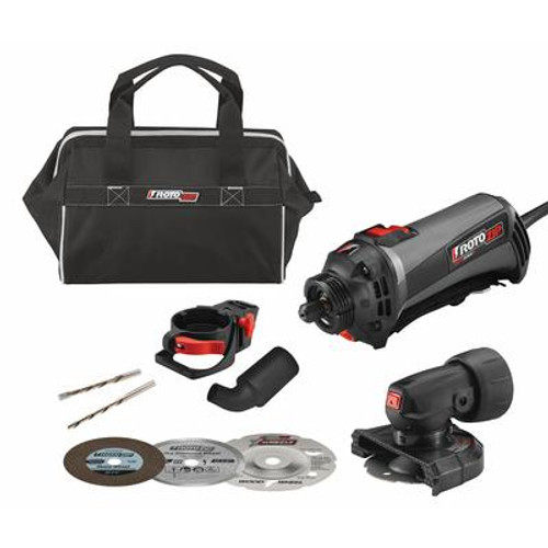 RotoZip 120-Volt RotoSaw+ Variable Speed Spiral Saw Kit