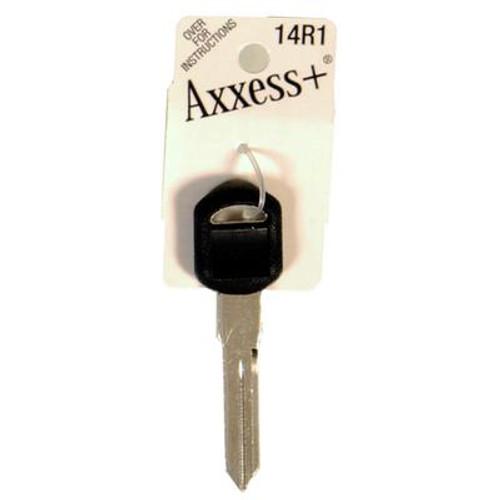 #14R1 Rubberhead Axxess Key
