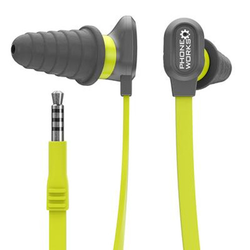 Phone Works Noise Suppression Earphones
