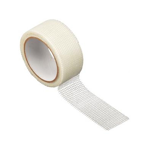 2 Inch Cement Board Seam Tape for Cement Backerboard and Tile Underlayment; 50 Feet Roll