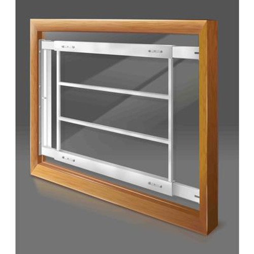 202 D Hinged Window Bar 29 x 42