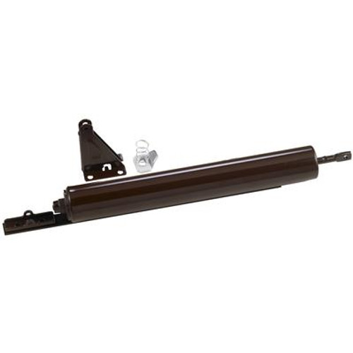 Deluxe Heavy Duty Door Closer Brown