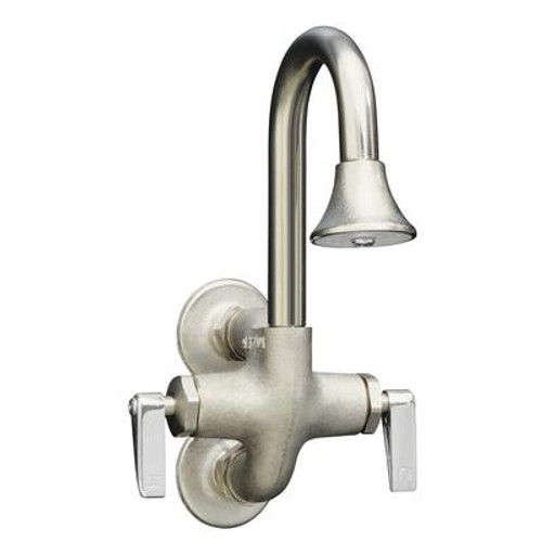 Cannock Wash Sink Faucet In Rough Plate