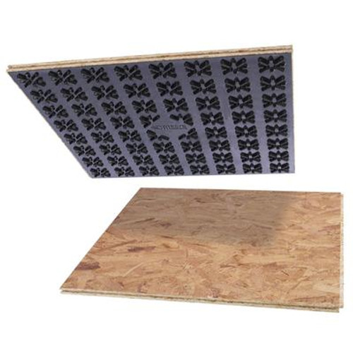 2 Ft. x 2 Ft. DRIcore Engineered Subfloor Panel System