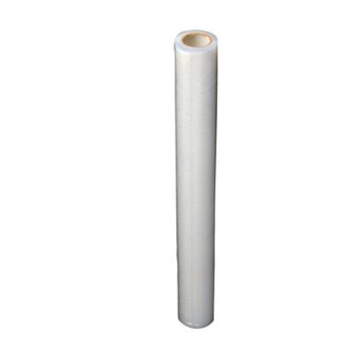 24 x 50 Feet Temporary Carpet Protection Self Adhering Film; 100 Sq. Ft. Roll