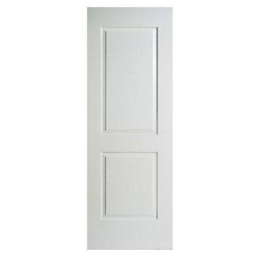 2 Panel Smooth Door Slab 28in x 80in